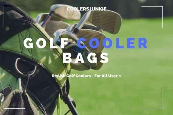 golf coolers