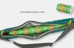can cooler tube