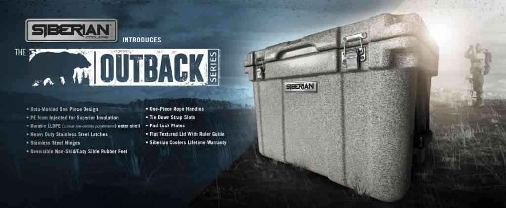 Siberian Coolers Outback