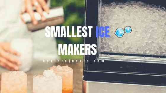 best portable smallest ice makers