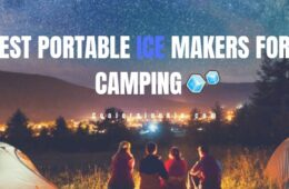 portable ice maker for camping